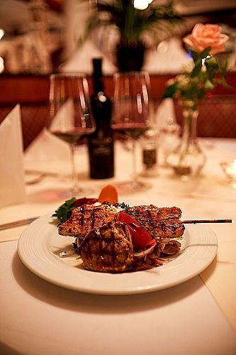 Restaurant Palladion - Speisen